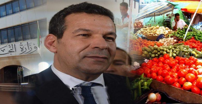 صورة وزير التجارة يكشف: اللحم المجمد بـ750 دينار والمبرد لن يتجاوز 1000 دينار في رمضان
