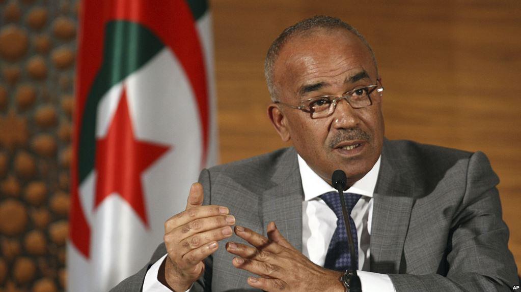 """صورة نور الدين بدوي: """"الجزائر تمر بمرحلة تتطلب ضمان سيرورة المؤسسات"""""""