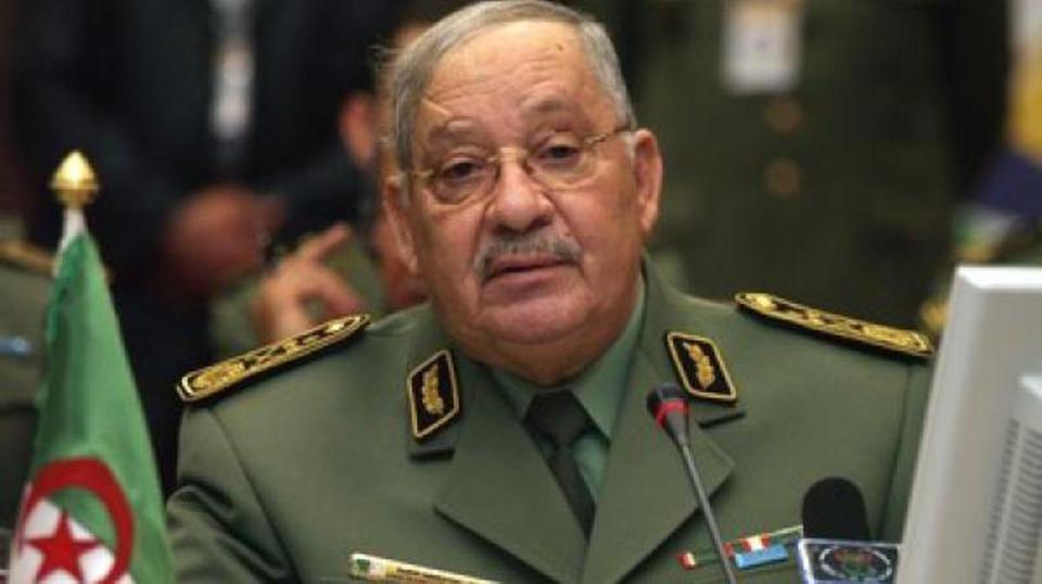 صورة الكلمة الكاملة الثانية لقايد صالح من بسكرة
