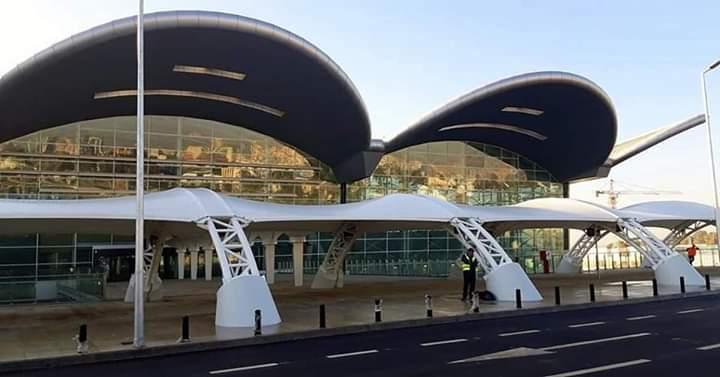 صورة تدشين مطار الجزائر الجديد الاثنين القادم