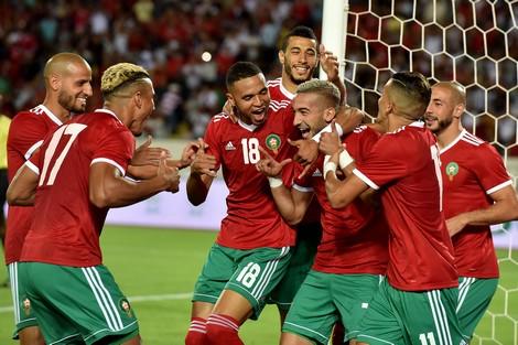 صورة مدرب المغرب يفكر بمواجهة منتخب الجزائر وديا