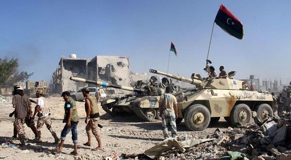 صورة نداء تونسي جزائري مشترك حول الوضع في ليبيا