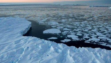 """صورة Climat: une montée des océans de 2 mètres """"plausible"""" d'ici 2100"""