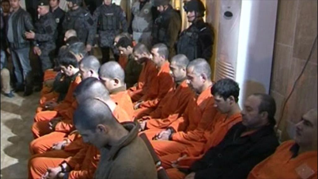 صورة سابع حكم إعدام لفرنسيين في العراق وبعد سياسي وراء محاكمة الأجانب