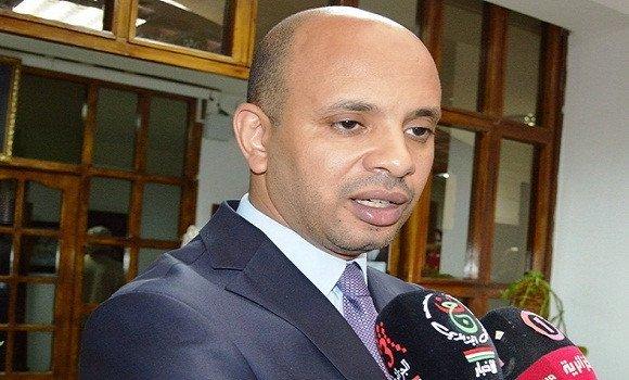 """صورة وزير الشباب والرياضة يرد على ملال: """"تجاوزت كل الحدود"""""""