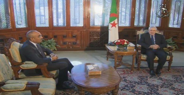 صورة بن صالح يشدد على توفير كل شروط السير الحسن لامتحانات نهاية السنة الدراسية