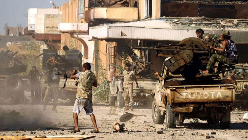 صورة قلق أممي من الوضع في ليبيا ودعوات لحظر الأسلحة