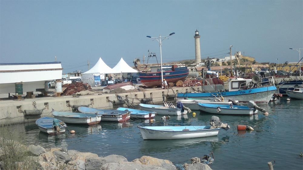 صورة انتهاء أشغال تهيئة وتأهيل 45 ميناء عبر الوطن