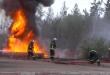 فتح تحقيقات أمنية لتحديد المتسببين في حرائق الغابات