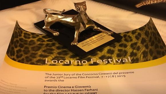 """""""143 شارع الصحراء"""" يحصد جائزتين في مهرجان لوكارنو الدولي ال72"""