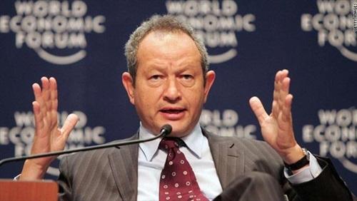 """صورة ساويرس: """"سأعود للاستثمار في الجزائر لأني أحببت هذا الشعب"""""""