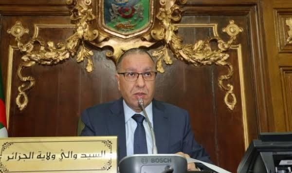صورة والي العاصمة يوقف رئيسي بلديتي بني مسوس وجسر قسنطينة ومسؤولين محليين