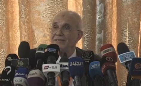 صورة شرفي: إنتخابات 12 ديسمبر ستساهم في إخراج البلاد من أزمتها الراهنة