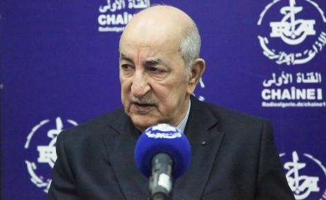 """عبد المجيد تبون:  سأعتمد على الكفـاءة وسأقضي على مظاهر """"الشيتة والولاء"""""""