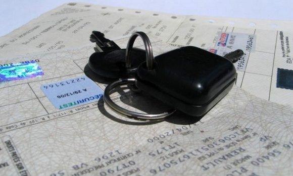 صورة أمن ولاية الجزائر:  تفكيك شبكة إجرامية مختصة في التهريب الدولي للمركبات بالشراقة