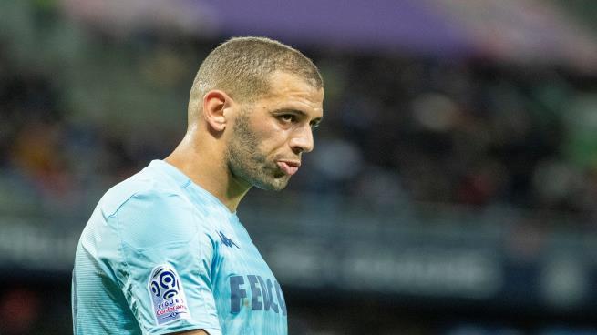 صورة اسلام سليماني يتربع على عرش التمريرات الحاسمة في الدوري الفرنسي