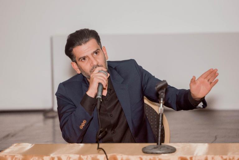 """صورة بطل فيلم """"أبو ليلي"""" سليمان بنواري يؤكد: الفيلم يدين الإرهاب… ويعالج وقائعه على نفسية المجتمع"""