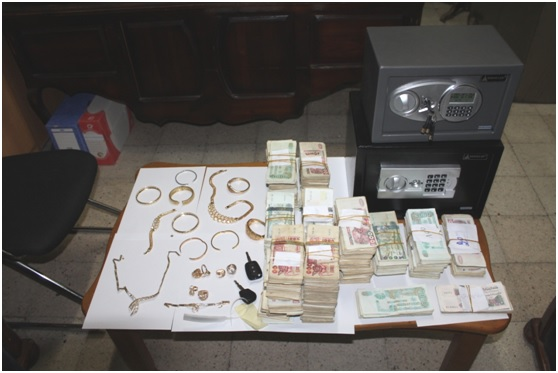 صورة ضبط حالة تهرب ضريبي بقيمة 673 مليار و218 مليون سنتيم بوهران
