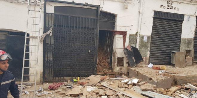 دون تسجيل خسائر بشرية..  انهيار عمارة في القصبة بالجزائر العاصمة