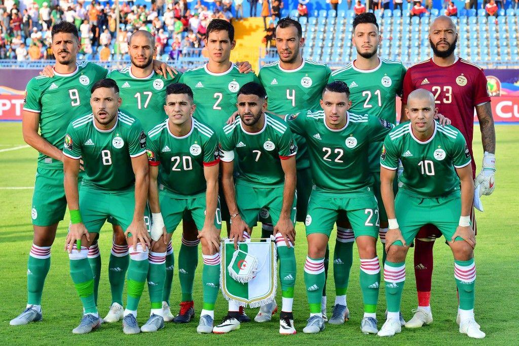 """صورة ترتيب الـ""""فيفا"""" لكرة القدم:  المنتخب الجزائري يرتقي الى الصف الـ 35"""