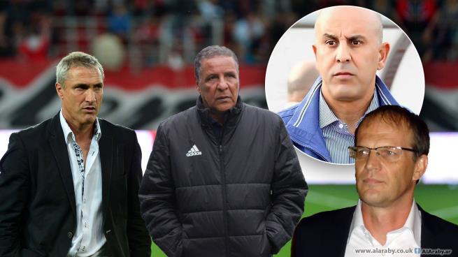 صورة إقالة واستقالة المدربين بالجزائر… سقوط 4 أسماء خلال أسبوع