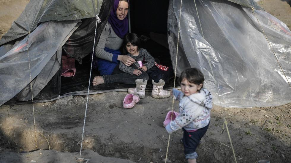 صورة اجتماع دولي في جنيف الثلاثاء بحثًا عن سبل جديدة لمساعدة اللاجئين