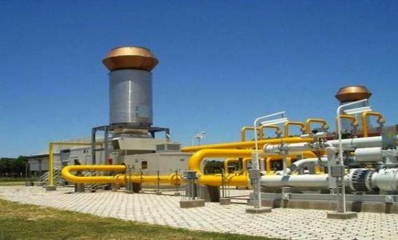 صورة مركب لتمييع الغاز الطبيعي بسكيكدة:  انطلاق أشغال الصيانة والمراجعة