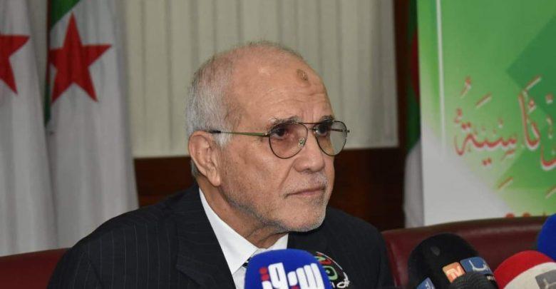 """صورة محمد شرفي: """"الجزائريون سينتخبون رئيسا قادرا على توحيد قوى الحراك"""""""