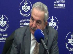 """صورة رئيس المجلس الأعلى للغة العربية: """"شرعنا في تجسيد مشروع الموسوعة الجزائرية"""""""