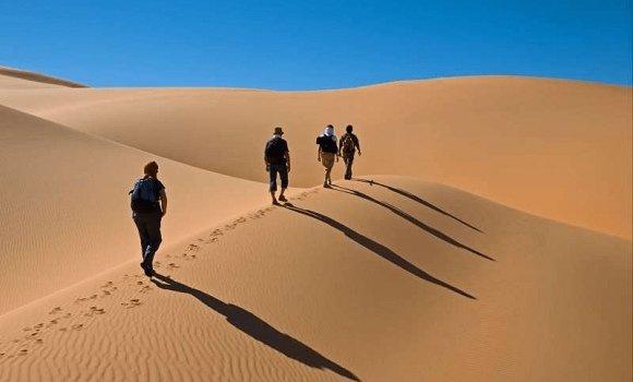 """صورة الجزائر تتوفر على أفضل الامكانيات في مجال سياحة المغامرات حسب تصنيف منظمة""""بريتيش باك.باكر سوسايتي"""""""