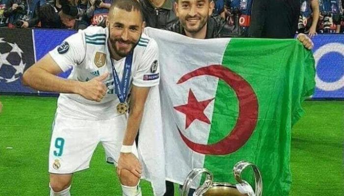 صورة لماذا رفض كريم بنزيمة قميص منتخب الجزائر في الماضي؟