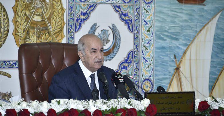 صورة رئيس الجمهورية يأمر بإجلاء 36 مقيما جزائريا بمدينة ووهان الصينية