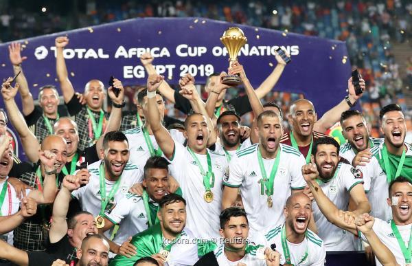 صورة الجزائر تتعرف على منافسيها اليوم