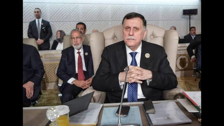 صورة السراج يدعو الجزائر إلى تفعيل اتفاقيات التعاون الأمني بين البلدين