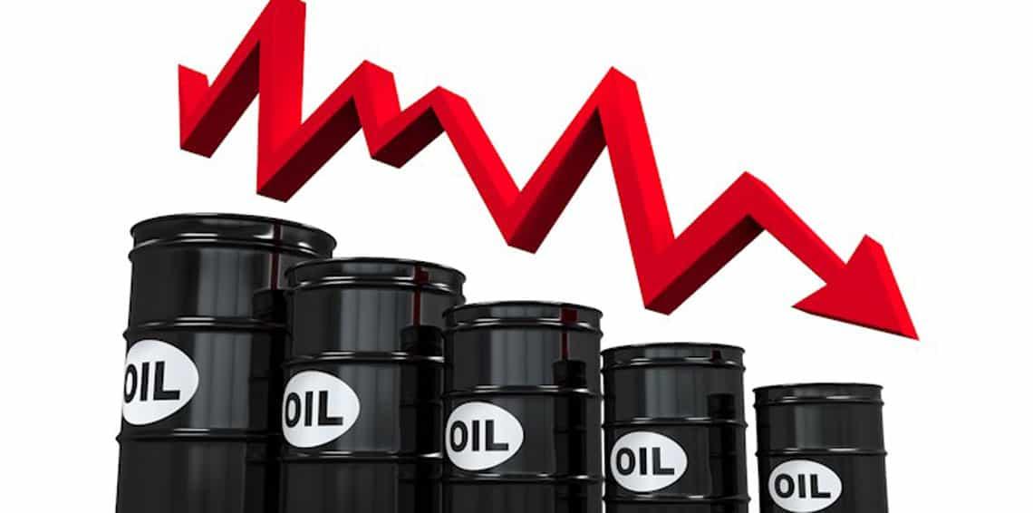 صورة انخفاض أسعار النفط رغم تراجع غير متوقع في المخزونات الأمريكية