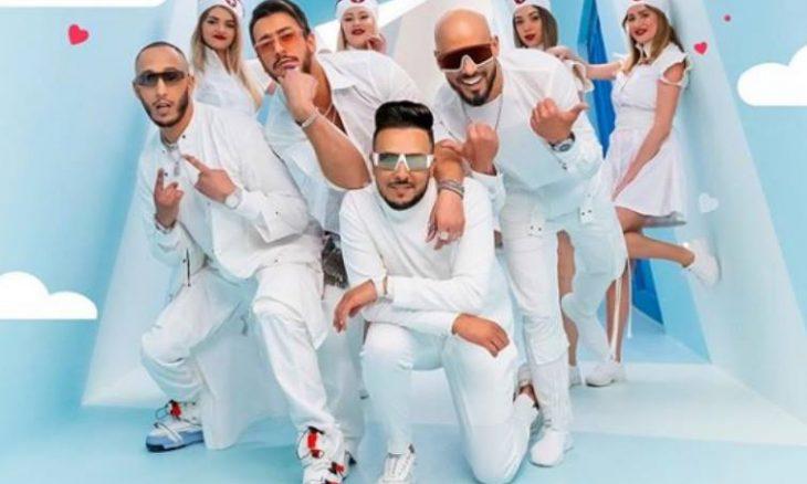 """صورة سعد لمجرد يطلق فيديو كليب """"آسف حبيبي"""" مع مجموعة لفناير"""