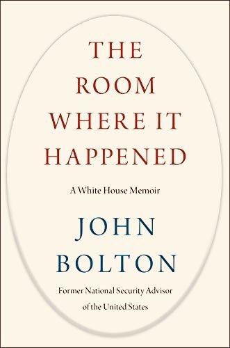صورة مذكرات جون بولتون ضد ترامب.. من ينتصر المستشار السابق أم البيت الأبيض؟