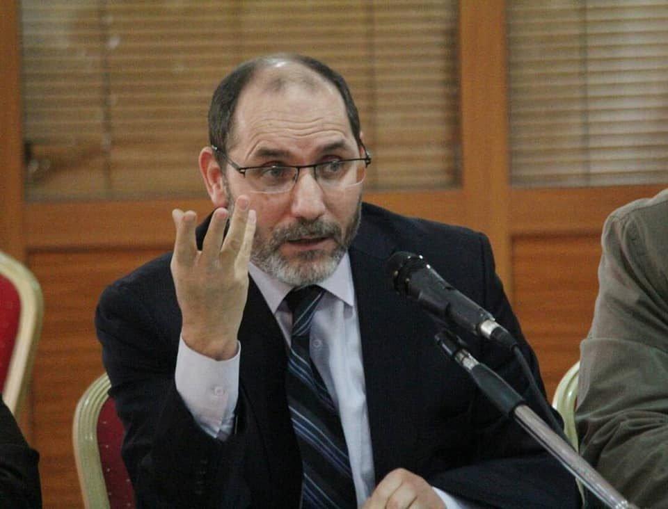 صورة عبد الرزاق مقري: الانتخابات النزيهة ستفرز حكومة قادرة على تحقيق إقلاع اقتصادي