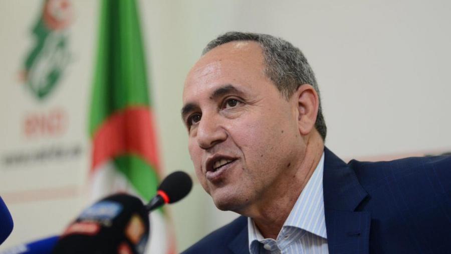 """صورة الأمين العام بالنيابة للأرندي:""""نريد دستورا يُعمّر طويلا وعلى مقاس كل الجزائريين"""""""