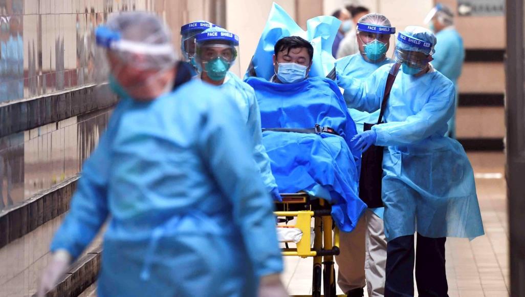 صورة إغلاق المزيد من المدن  وارتفاع حصيلة القتلى إلى 500 شخص بفيروس كورونا