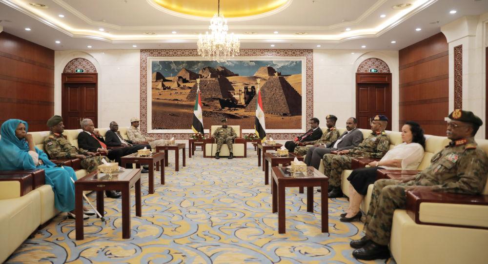 صورة السودان يطلب دعما أمميا لتحقيق السلام الدائم في البلاد