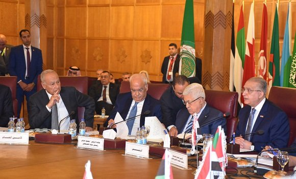 """صورة الجزائر: """"صفقة القرن"""" أعادت جهود التسوية إلى الصفر"""