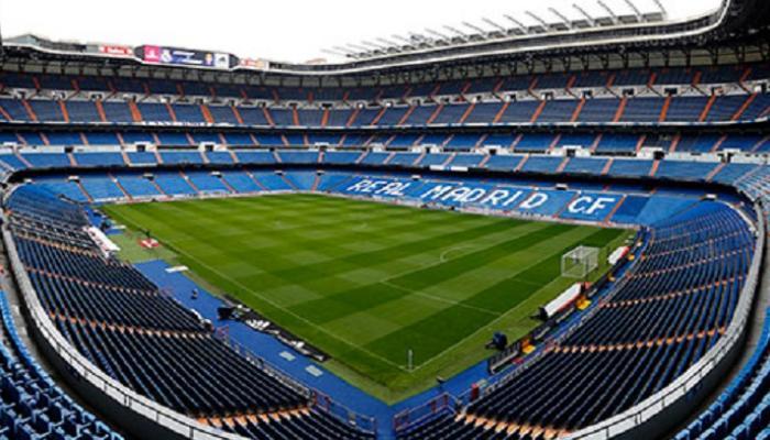 صورة الحرب على كورونا. .  ريال مدريد يحوّل حصن البرنابيو إلى مركز تخزين