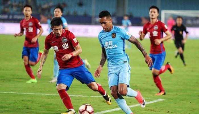 صورة كرة القدم الصينية تتغلب على فيروس كورونا