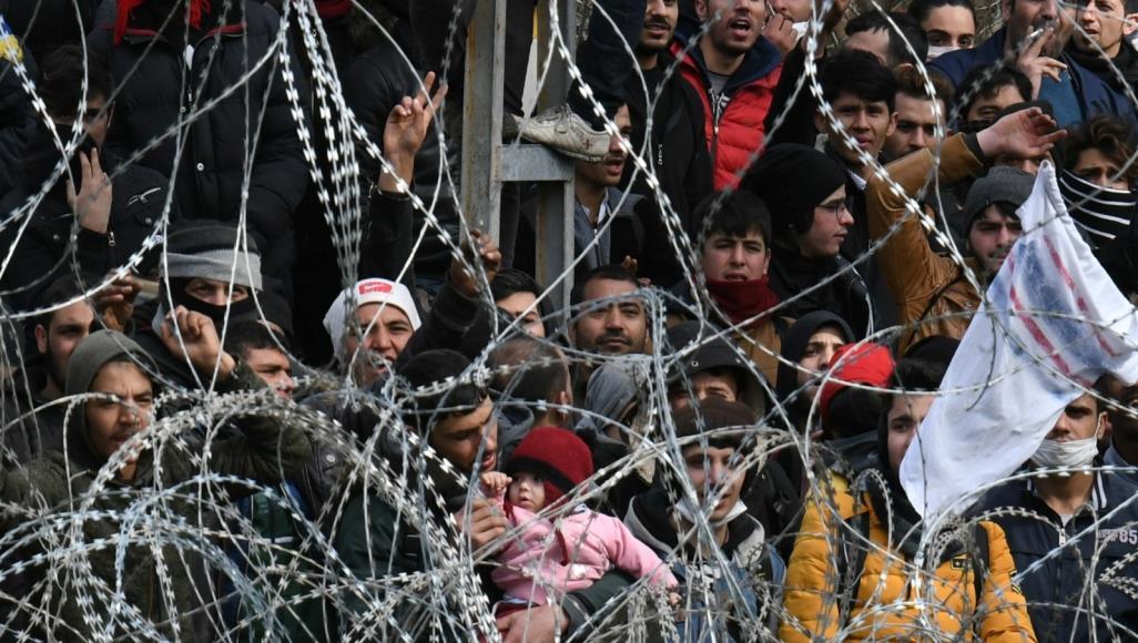 صورة اجتماع أوروبي استثنائي لدعم اليونان وبلغاريا