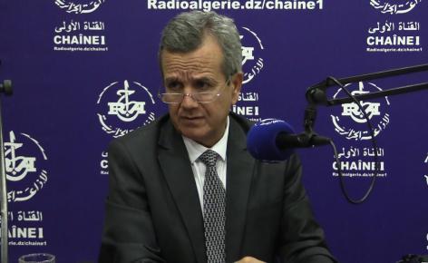 """صورة وزير الصحة: الجزائر تدخل المرحلة الثالثة من إنتشار فيروس """"كورونا"""""""