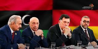 صورة اجتماع القادة الأفارقة بأويو لبعث المسار السياسي في ليبيا