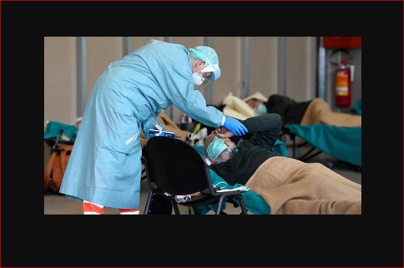 صورة ارتفاع وفيات كورونا عالمياً إلى 7000..  واللقاح لن يجهز قبل 18 شهرا