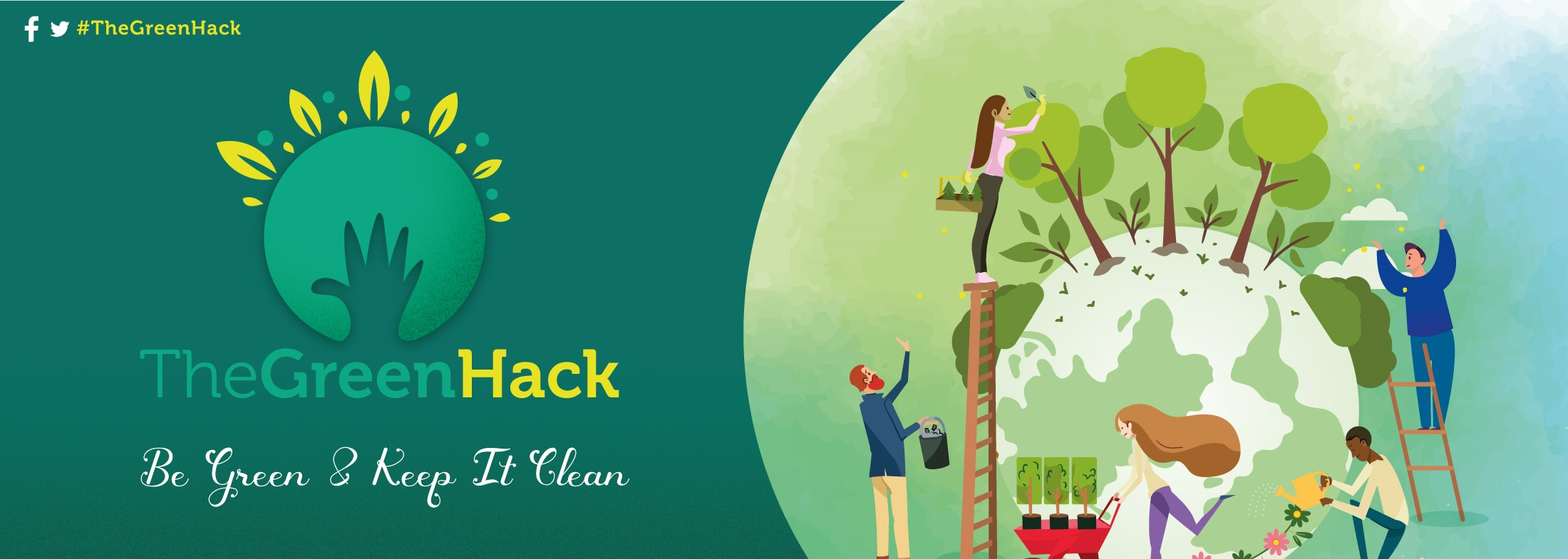 صورة The GreenHack التحدي الافتراضي لمكافحة رمي النفايات في الأماكن الطبيعية والحضرية