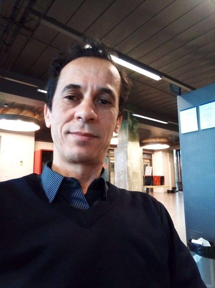 """صورة الدكتور يوسف مجقان: نجاح عرض""""جي بي أس"""" نتيجة لاعتماده على قدرات الممثل الإبداعية"""